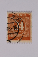 1992.221.185 front Postage stamp  Click to enlarge
