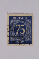 1992.221.187 front Postage stamp  Click to enlarge