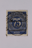 1992.221.188 front Postage stamp  Click to enlarge