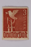 1992.221.197 front Postage stamp  Click to enlarge