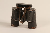 1992.221.1 a front German binoculars and case  Click to enlarge