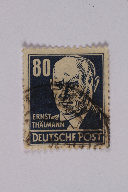 1992.221.203 front Postage stamp