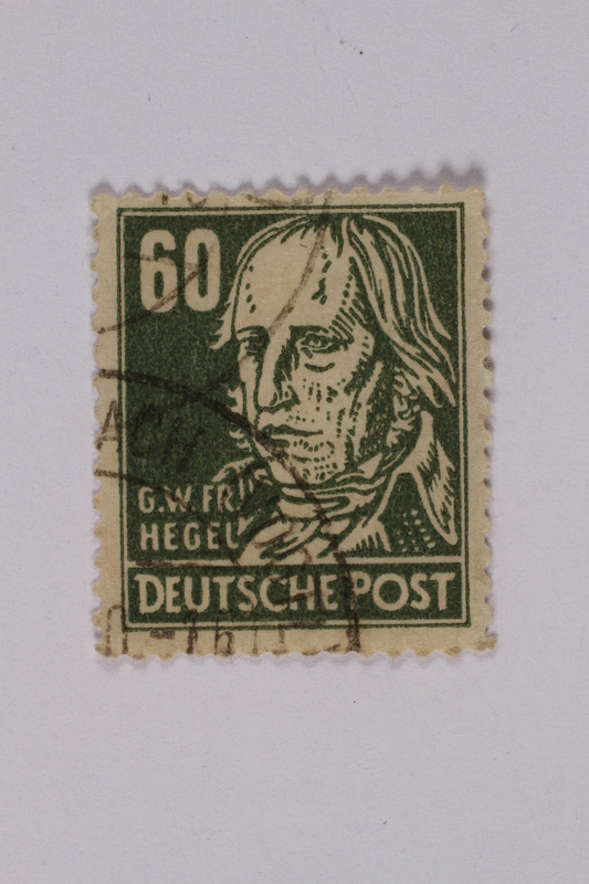 1992.221.204 front Postage stamp