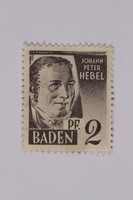 1992.221.206 front Postage stamp  Click to enlarge