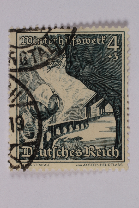 1992.221.207 front Postage stamp