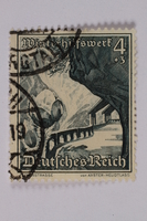 1992.221.207 front Postage stamp  Click to enlarge