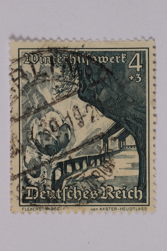 1992.221.208 front Postage stamp