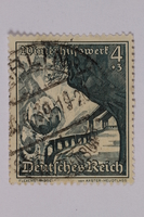 1992.221.208 front Postage stamp  Click to enlarge