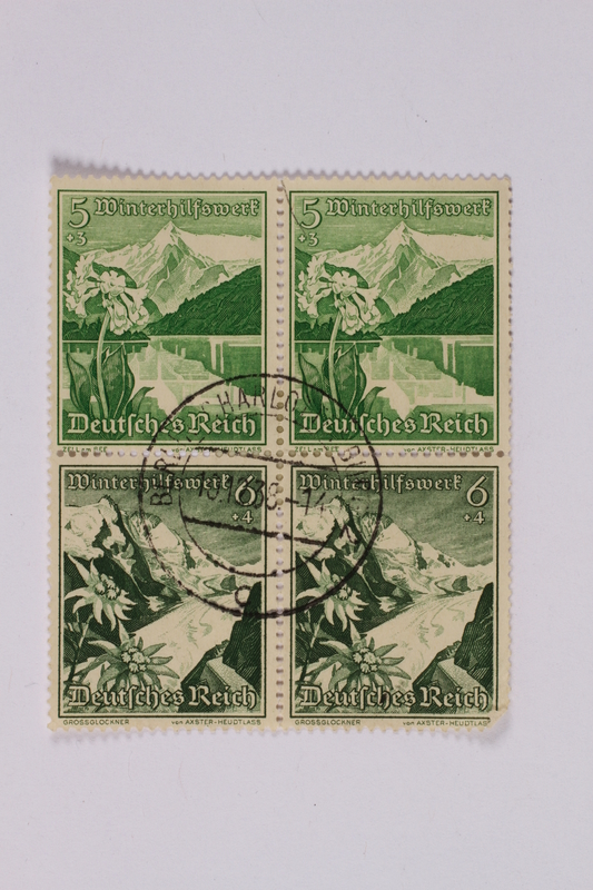 1992.221.209 front Postage stamp