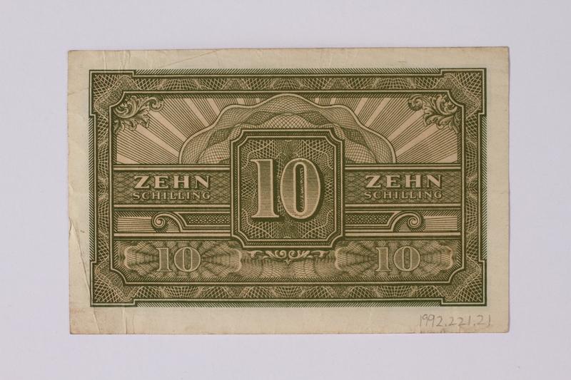 1992.221.21 back 10 schilling note