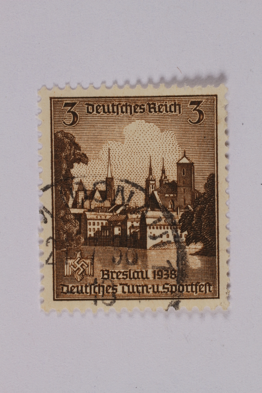 1992.221.210 front Postage stamp
