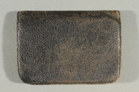 2018.613.3 back Coin purse owned by Otto Frank  Click to enlarge