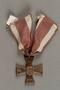 Krzyz Walecznych (Cross of Valor) medal