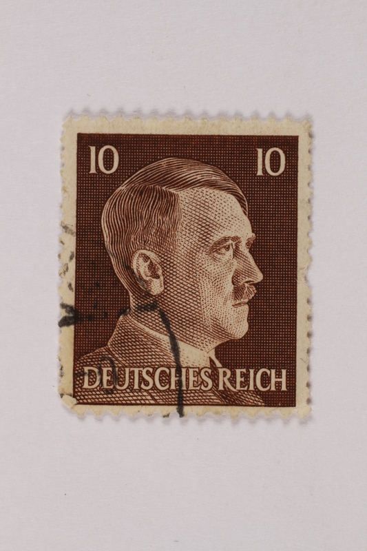 1992.221.226 front Postage stamp