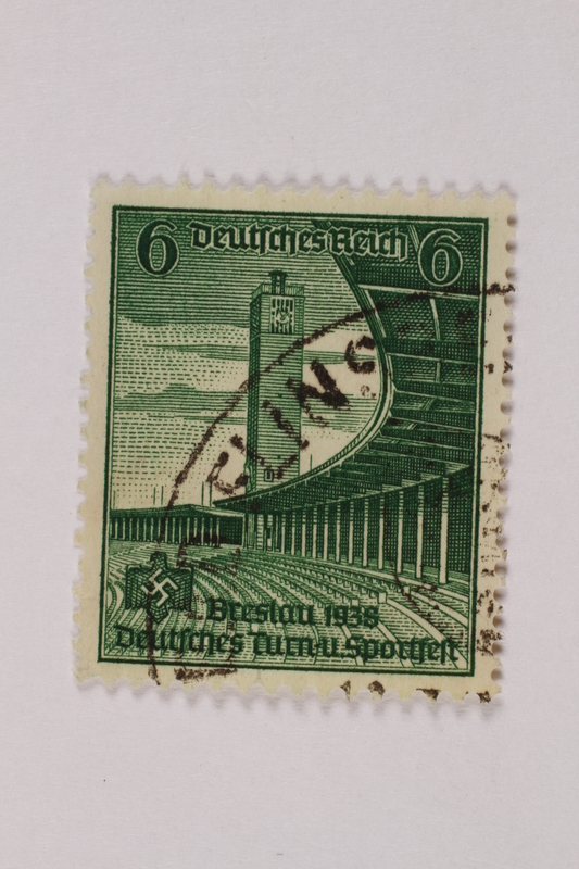 1992.221.230 front Postage stamp