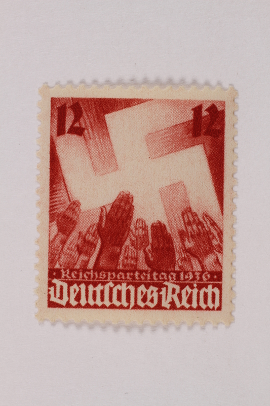 1992.221.233 front Postage stamp
