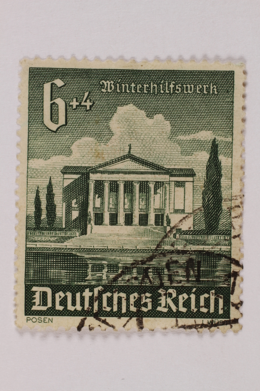 1992.221.234 front Postage stamp