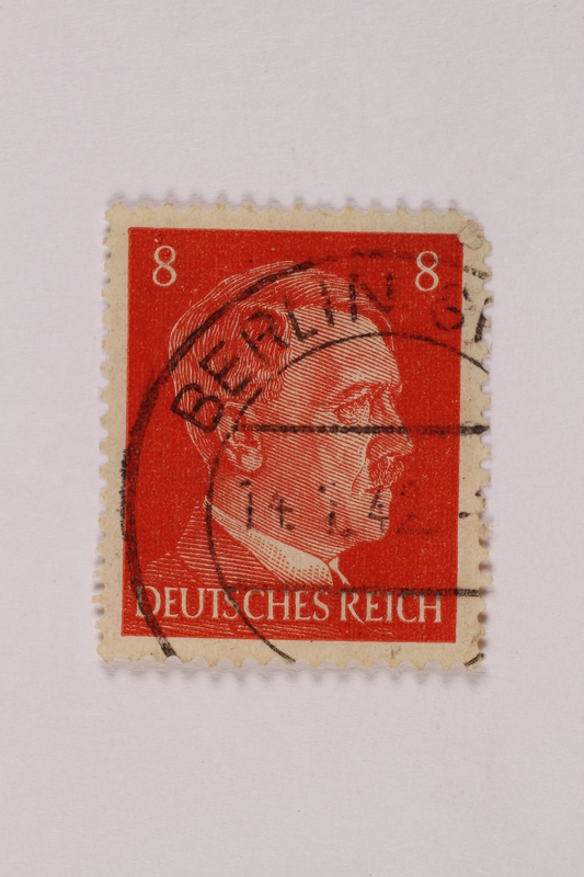 1992.221.238 front Postage stamp
