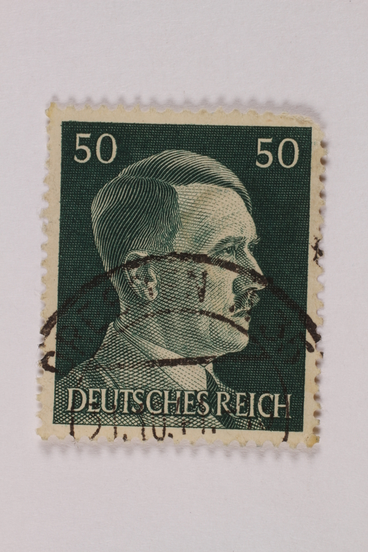 1992.221.240 front Postage stamp