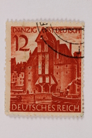 1992.221.242 front Postage stamp  Click to enlarge