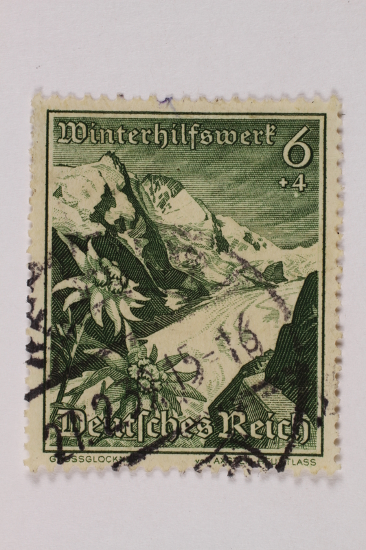 1992.221.244 front Postage stamp