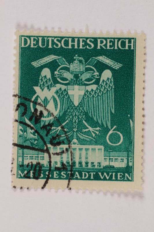 1992.221.245 front Postage stamp