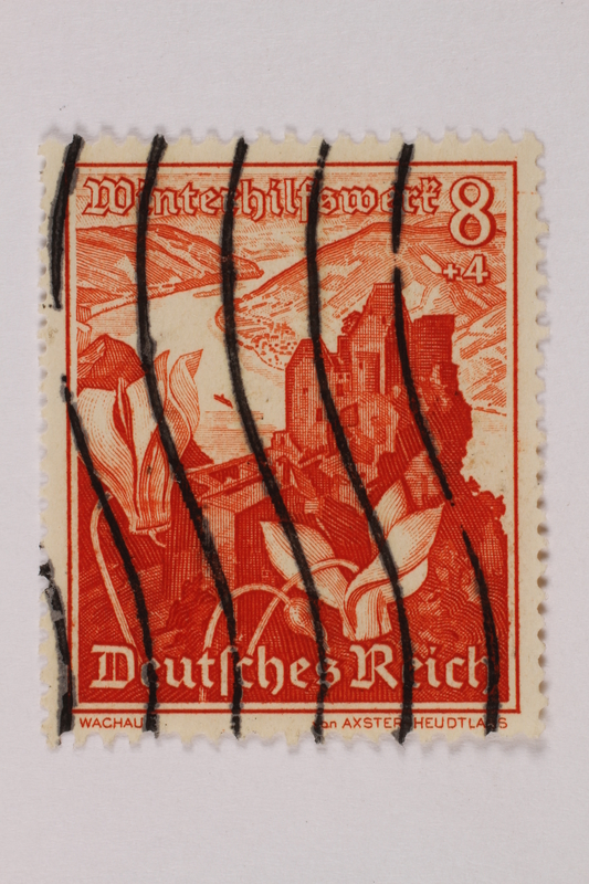 1992.221.247 front Postage stamp