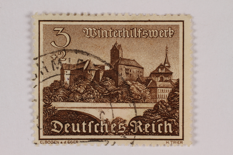 1992.221.249 front Postage stamp
