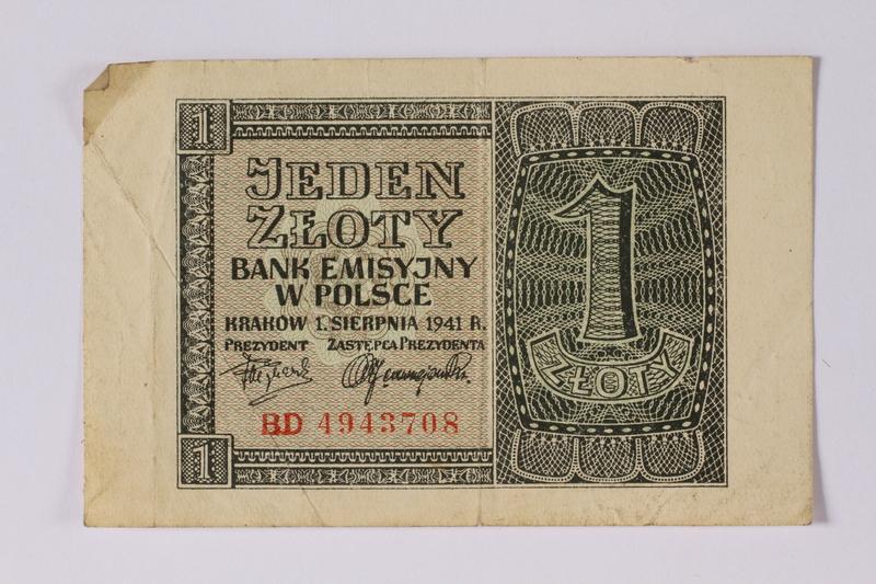 1992.221.25 front Money