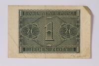 1992.221.25 back Money  Click to enlarge