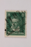 1992.221.275 front Postage stamp  Click to enlarge