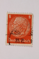 1992.221.288 front Postage stamp  Click to enlarge