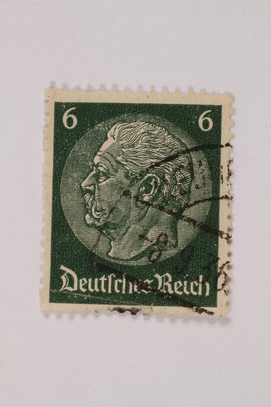 1992.221.291 front Postage stamp