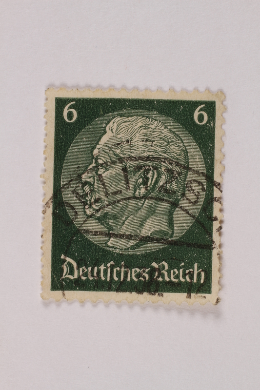 1992.221.293 front Postage stamp