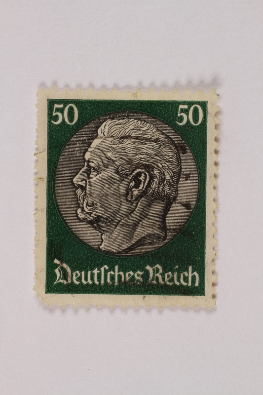 1992.221.295 front Postage stamp