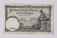 1992.221.35 back Money  Click to enlarge