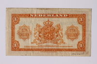 1992.221.39 back Money  Click to enlarge