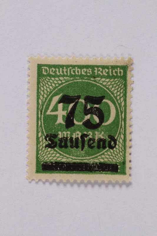1992.221.50 front Postage stamp