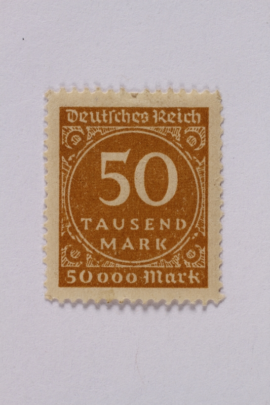 1992.221.57 front Postage stamp