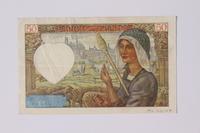 1992.221.7 back Money  Click to enlarge