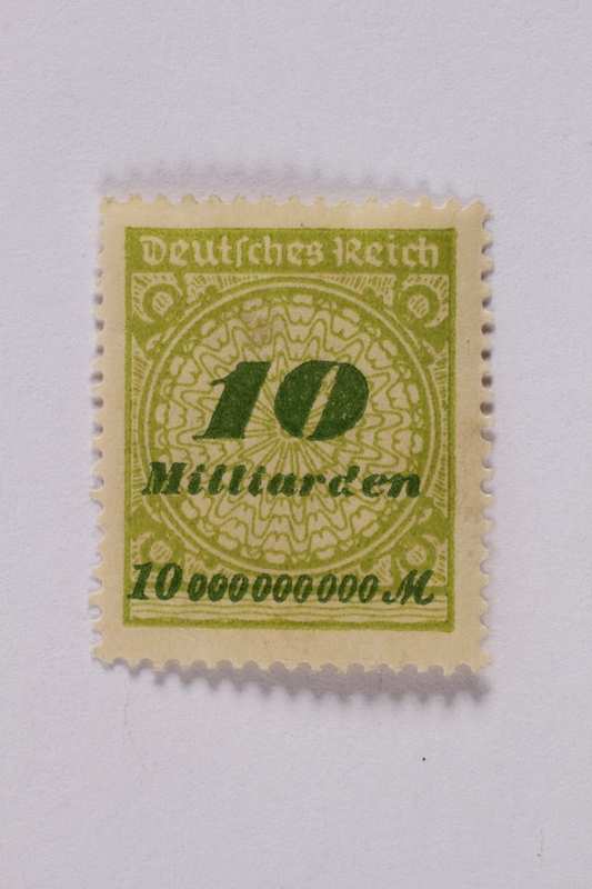 1992.221.71 front Postage stamp