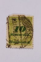 1992.221.75 front Postage stamp  Click to enlarge