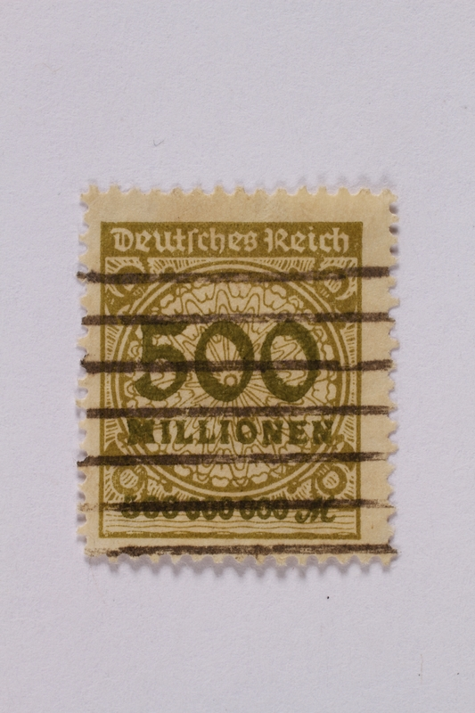 1992.221.78 front Postage stamp