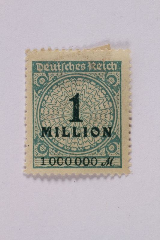 1992.221.79 front Postage stamp