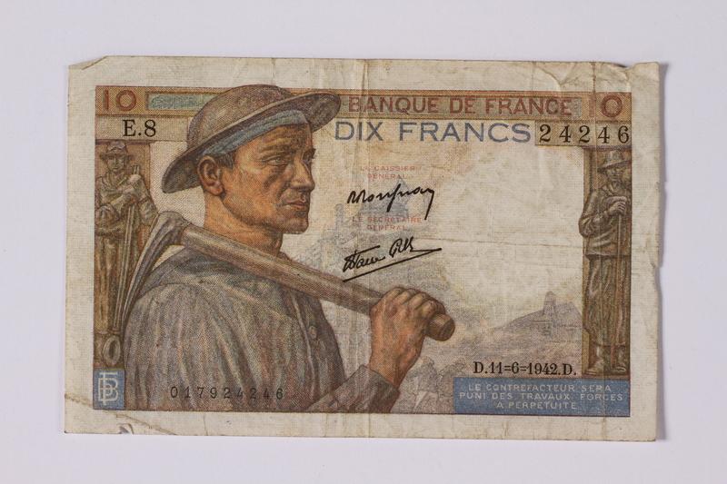 1992.221.8 front Money