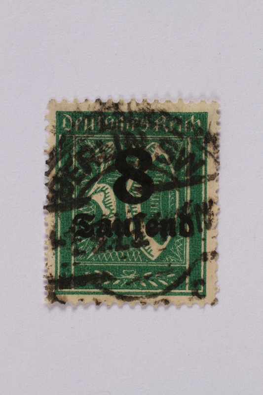 1992.221.83 front Postage stamp