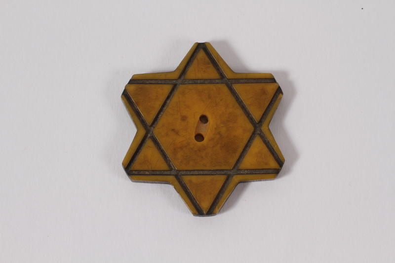 1992.026.11 front Star of David button