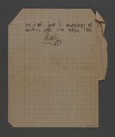 2002.420.28 back Handmade stamped letter  Click to enlarge