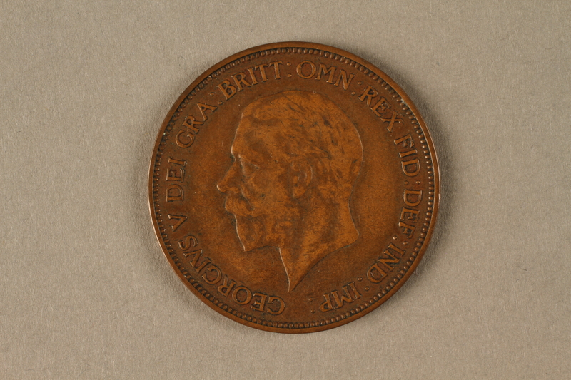 2019.81.5 front 1936 British penny