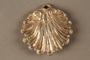 Shell motif pendant